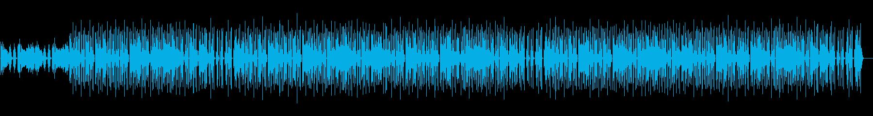 ムーディー・夜・カクテル・おしゃれR&Bの再生済みの波形