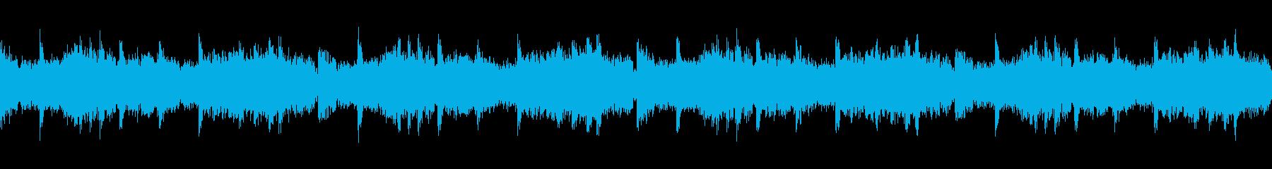 【ループ/リズム&コーラスのみ】アンセムの再生済みの波形