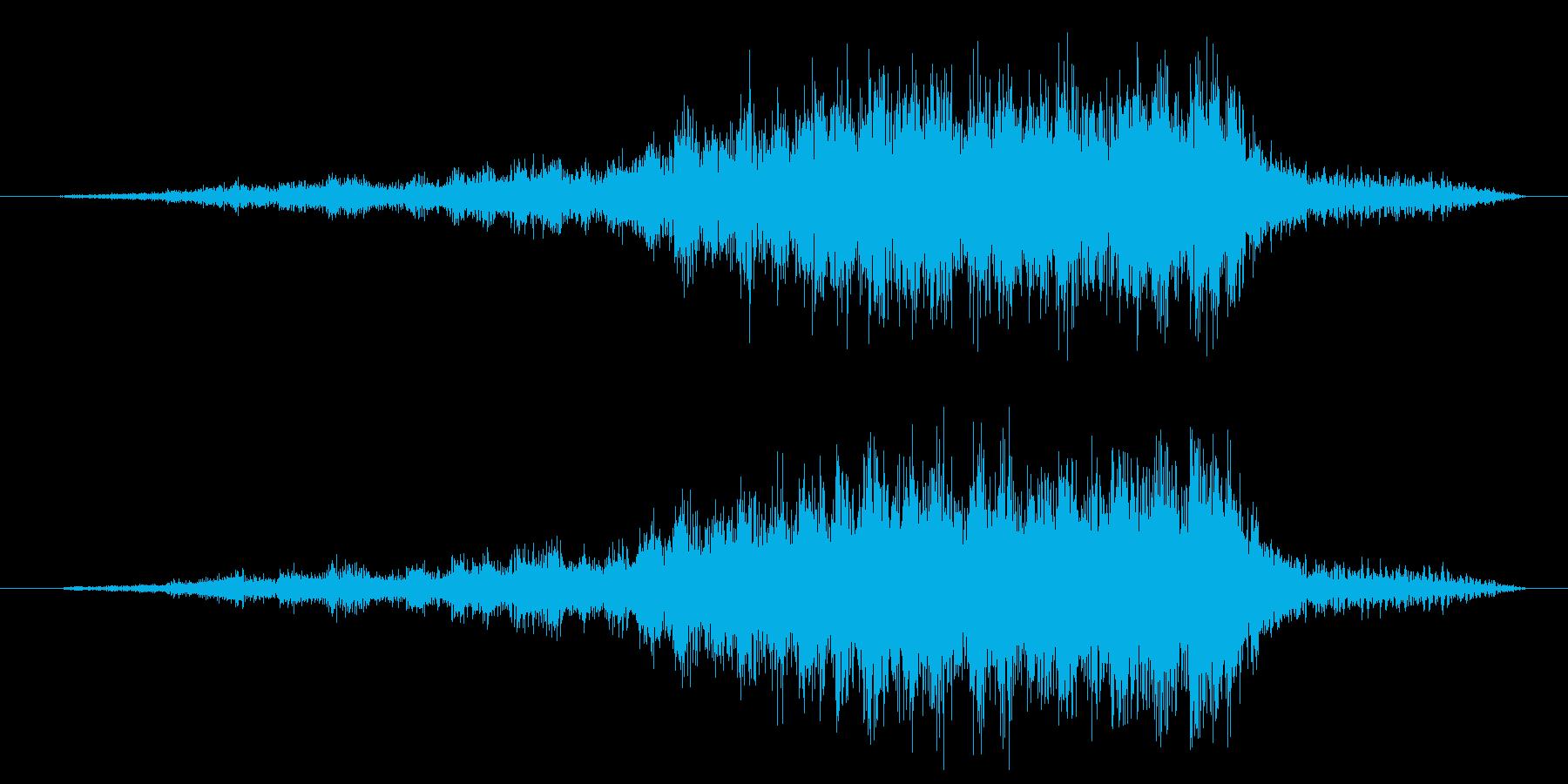 スゾリンの再生済みの波形