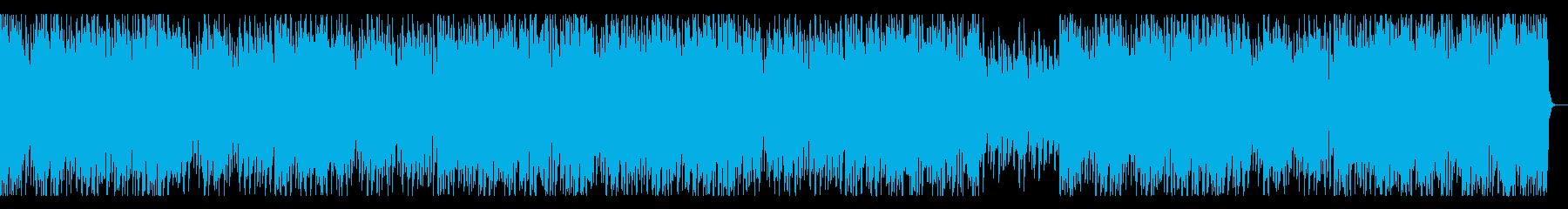 元気の出るブラス・ロックの再生済みの波形