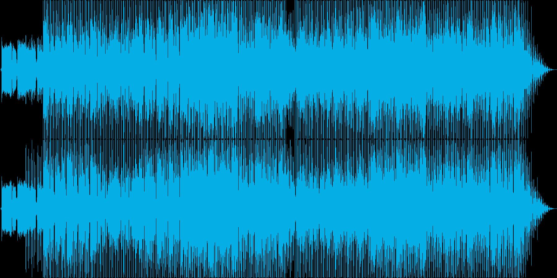 ハレルヤの再生済みの波形