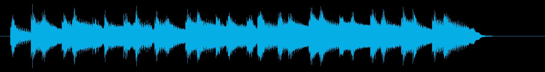 エーライヤッチャ!阿波踊り ♩145#2の再生済みの波形