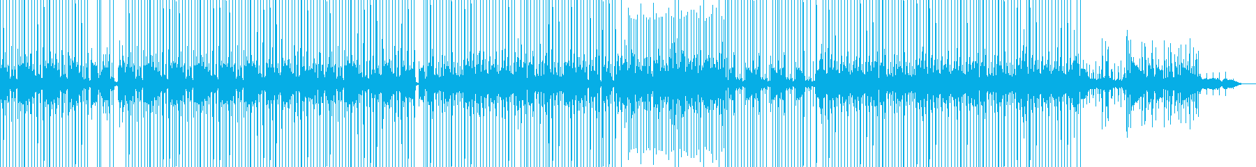 Warm atmosphere's reproduced waveform