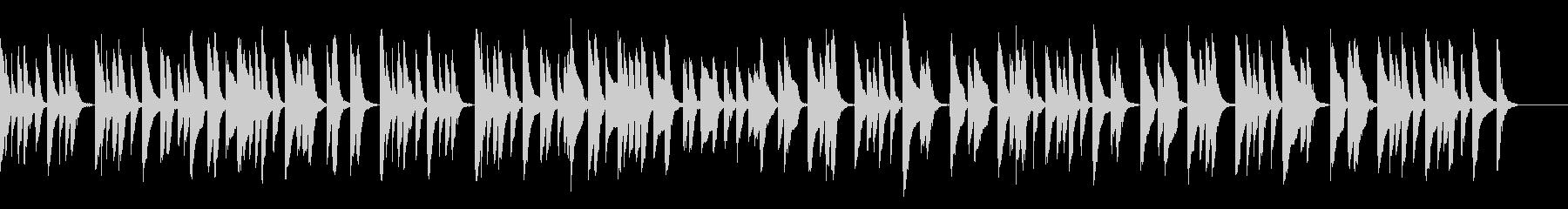 知育・料理・パズル・日常ピアノ27Aの未再生の波形