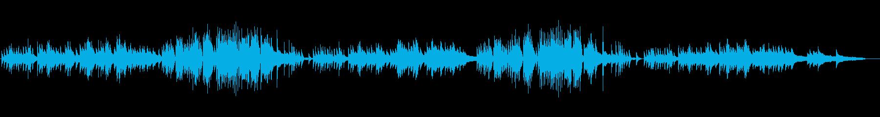 抒情小曲集より「エレジー」の再生済みの波形
