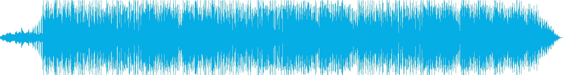 大人な雰囲気のしっとりミディアムロックの再生済みの波形