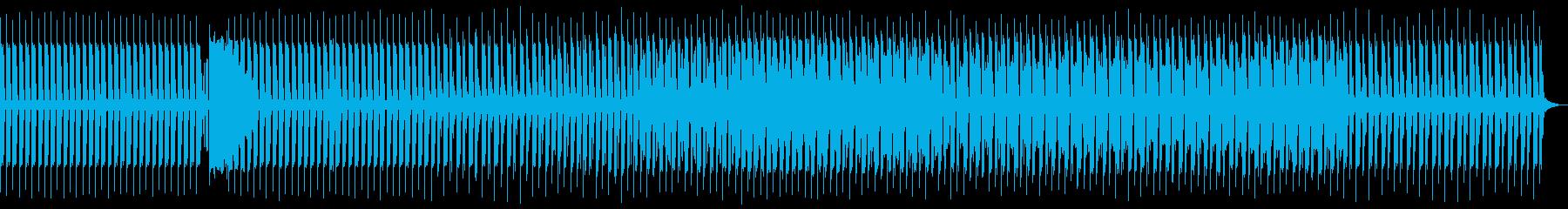 テクノ。攻撃。戦争。最後にピアノの...の再生済みの波形