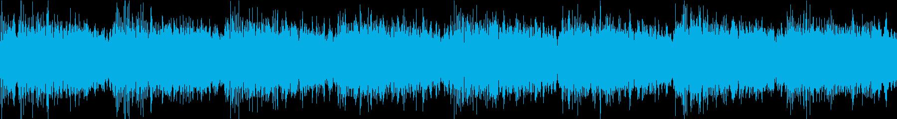 サイレン 緊急 防災 アラーム 警報 6の再生済みの波形