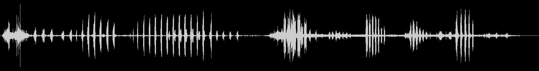 Collverd Duck-ANE...の未再生の波形