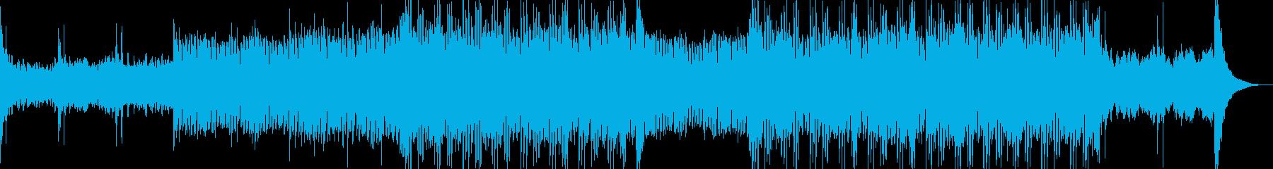 映画音楽、シネマティック映像向け-04の再生済みの波形