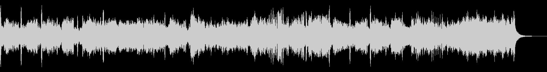 強いイメージのクラシックブラスサウンドの未再生の波形