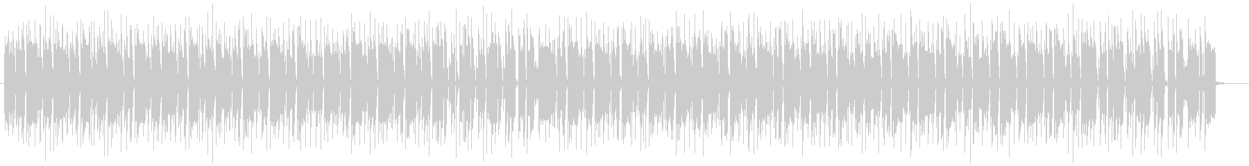 Light syntheline music's unreproduced waveform
