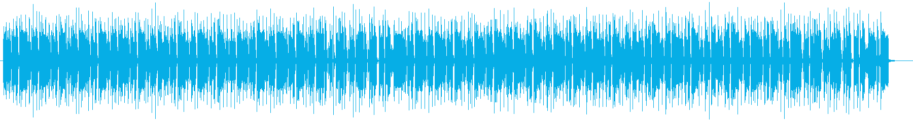 Light syntheline music's reproduced waveform