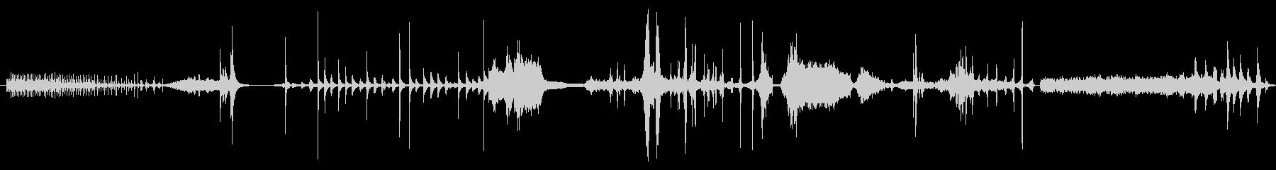 トランスフォーマーロボット:小:変...の未再生の波形
