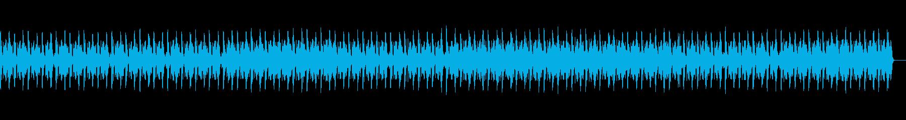 トランス風ドラムンベースの再生済みの波形