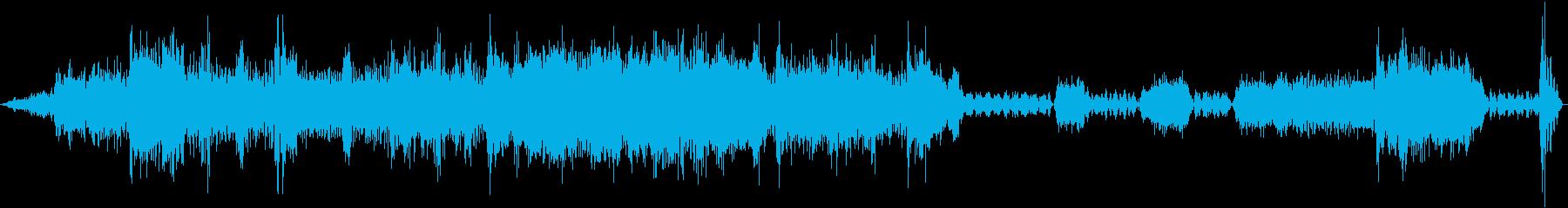 ROGUE ANDROID Wea...の再生済みの波形