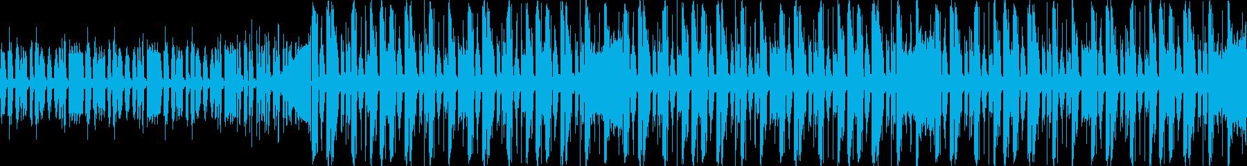 【kawaii/EDM/ポップ】の再生済みの波形
