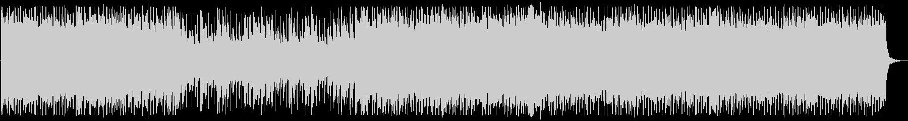 電子/疾走感/ロック_No358_2の未再生の波形
