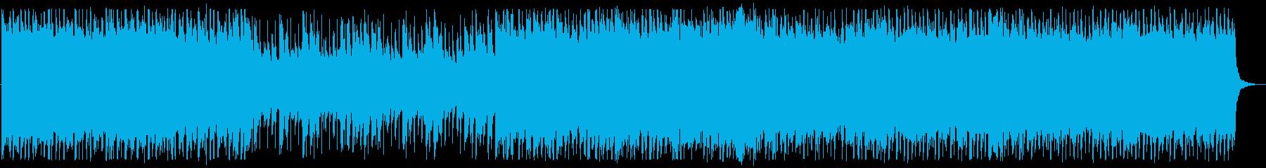 電子/疾走感/ロック_No358_2の再生済みの波形