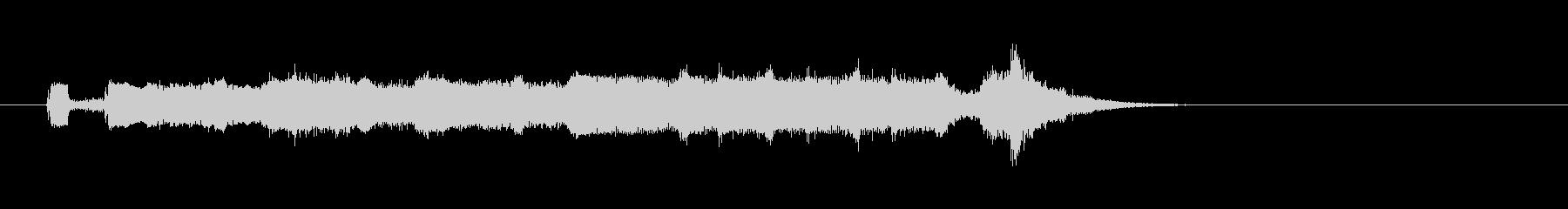 テーマ20:フルミックス、ヒットに配慮の未再生の波形