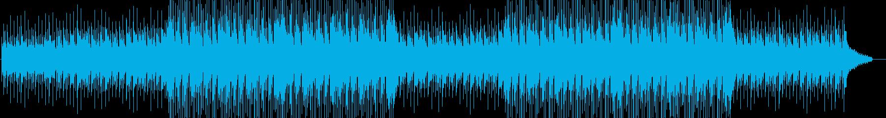 ウクレレ、ほのぼの、南国、夏、ビーチ、Bの再生済みの波形