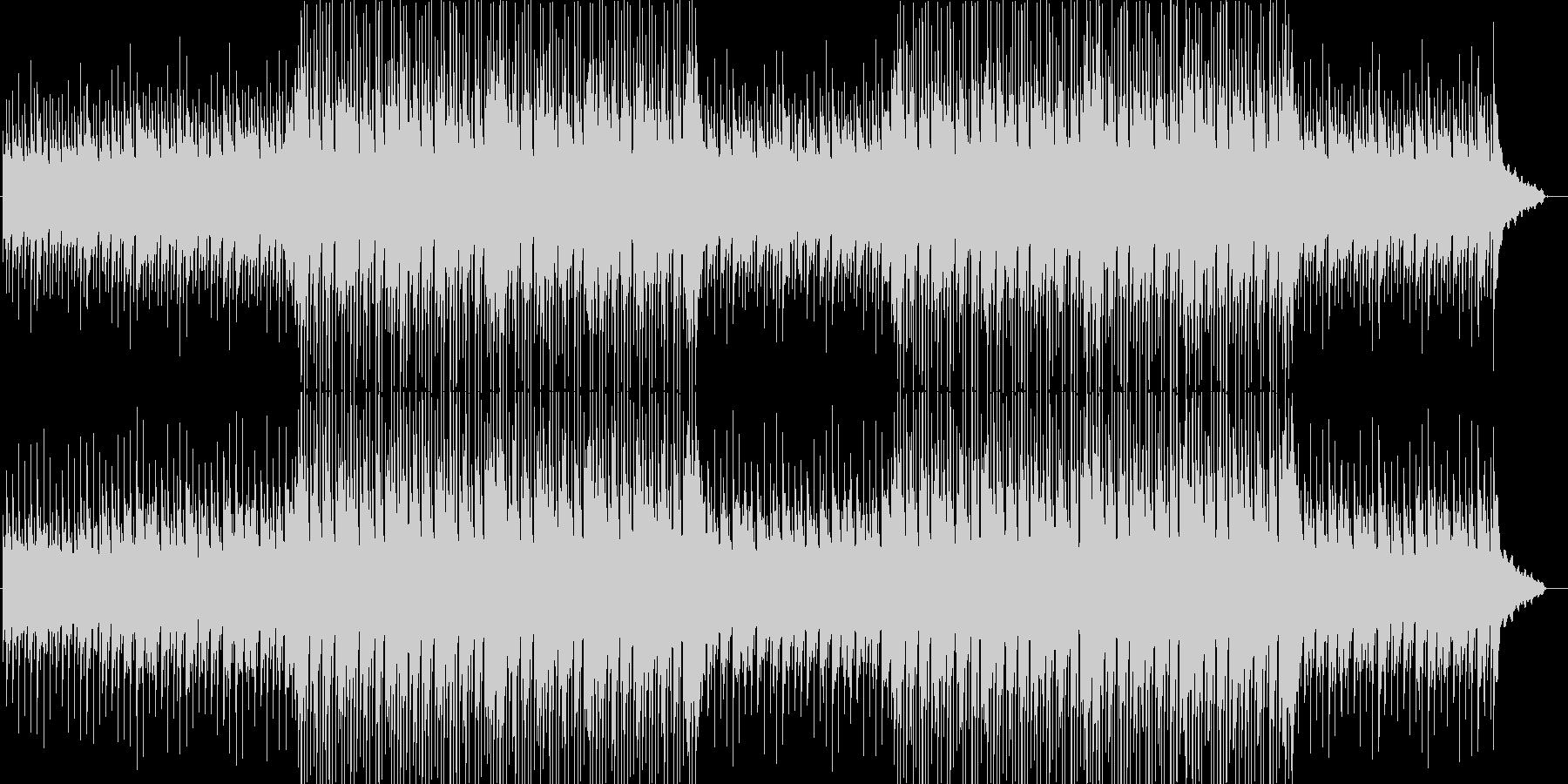 ウクレレ、ほのぼの、南国、夏、ビーチ、Bの未再生の波形