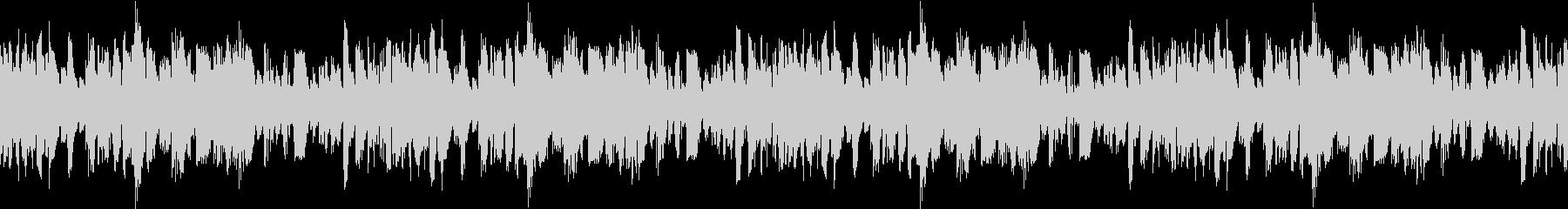 ダブステップっぽいシンプルなループの未再生の波形