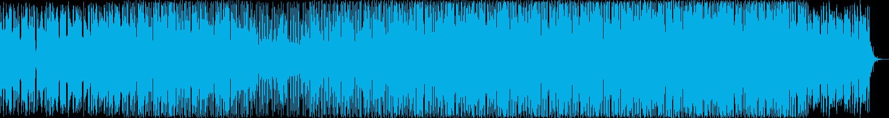 ワールドラテン楽器。さわやかなリラ...の再生済みの波形