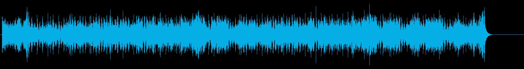 ジェントルなメロが際立つファンキーホーンの再生済みの波形