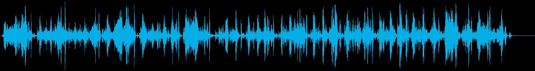 旧大型プーリー:非常にきしむ、中の再生済みの波形