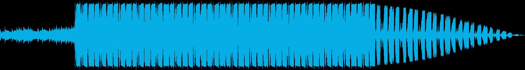 不思議・異世界・lofiの再生済みの波形