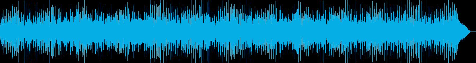 琴と尺八の和風なワルツの再生済みの波形