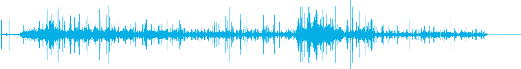 エッグスオングリドル; 3つのタッ...の再生済みの波形