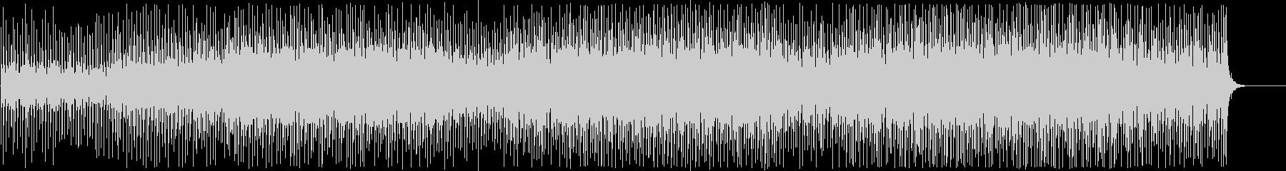 スピード感のあるハウスEDM/ドライブの未再生の波形