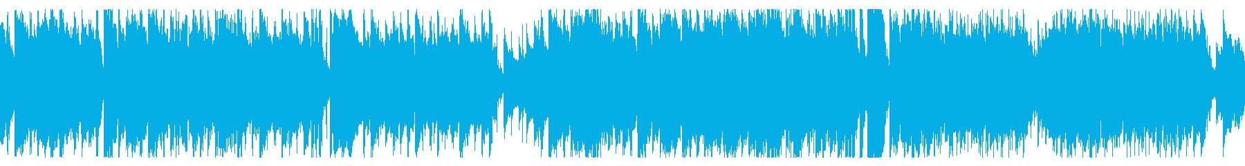A suspicious waltz in the image of a demonic party's reproduced waveform