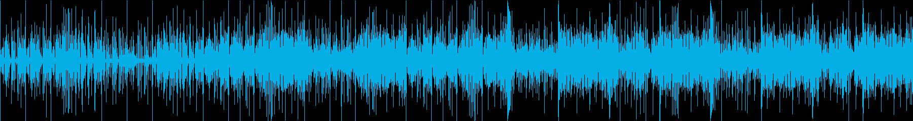 Loop   Cooking Break Beat's reproduced waveform
