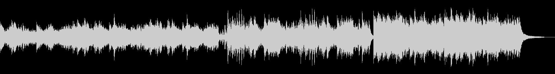 ピアノソロ 優雅 ヒーリング 水 映像の未再生の波形