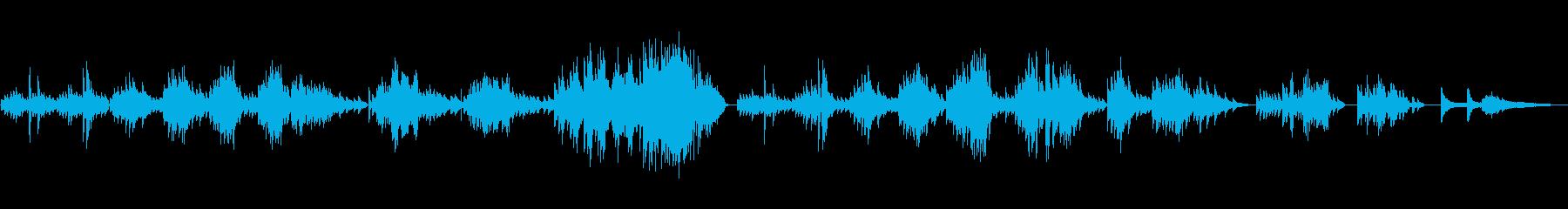抒情小曲集より「ノクターン」の再生済みの波形