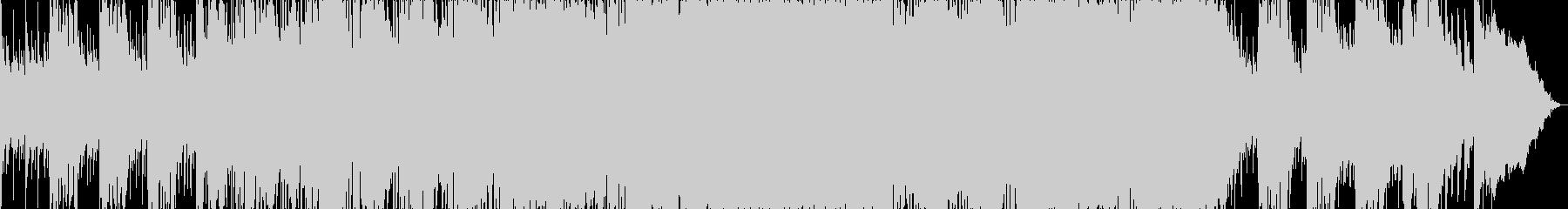 オーケストレーションとアコースティ...の未再生の波形