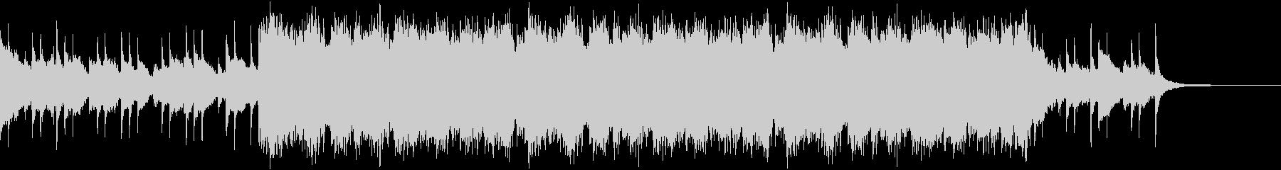 ゲーム用BGM(アジア民族楽器)の未再生の波形