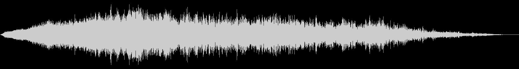 エイリアンコード1サステインモジュ...の未再生の波形