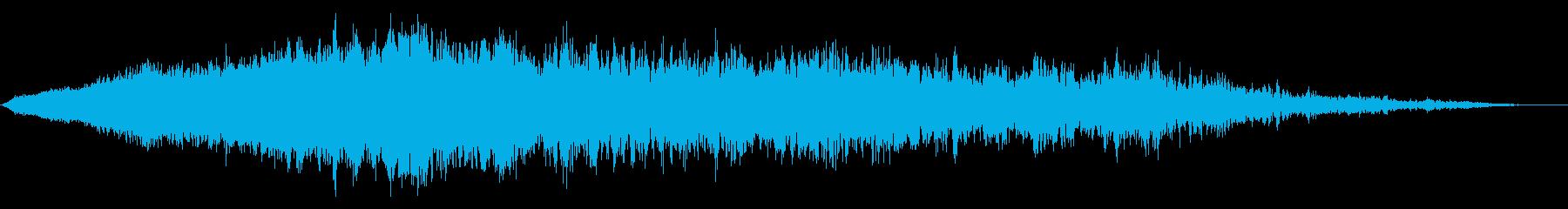 エイリアンコード1サステインモジュ...の再生済みの波形