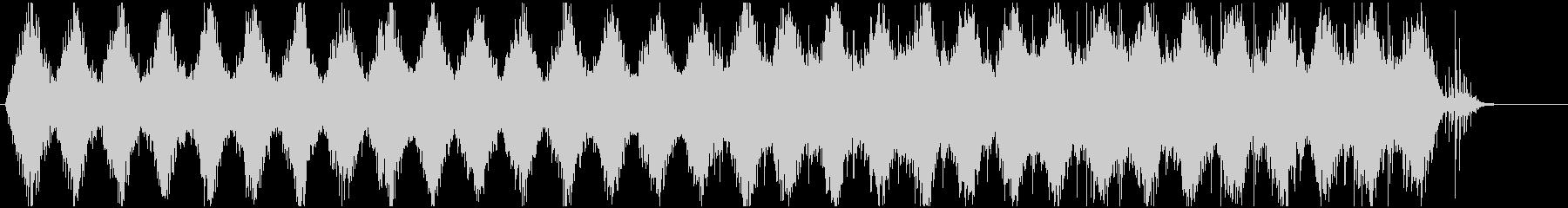 ホラー サスペンス 異次元 アンビエントの未再生の波形