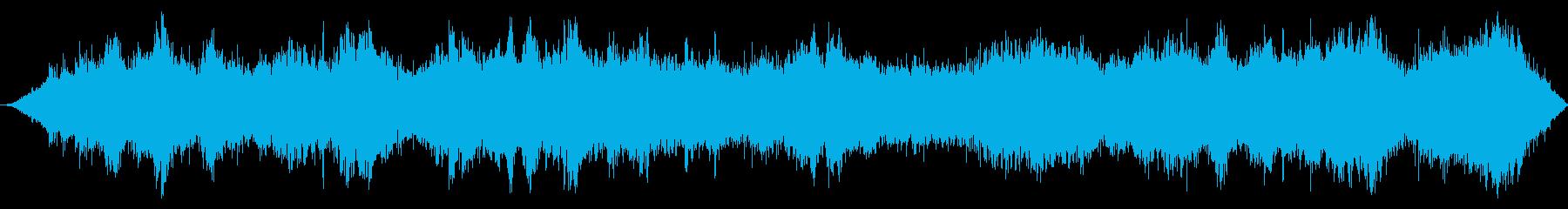 ケーブルカーステーション:Int:...の再生済みの波形