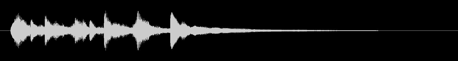 【19世紀ギター】旅の途中なイメージの未再生の波形