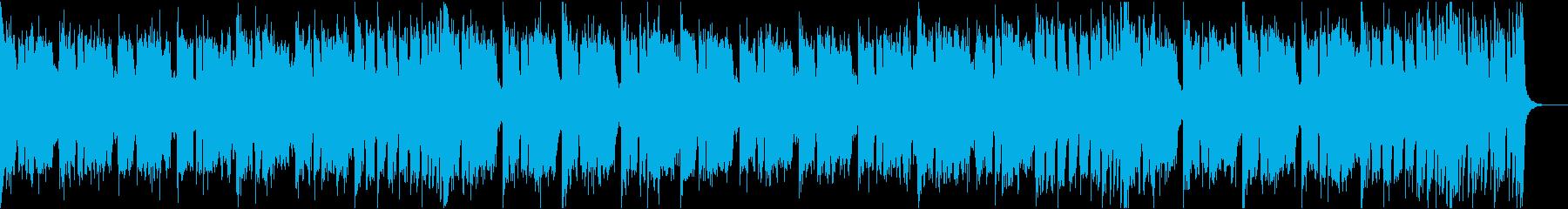 39秒でサビ、琴、電子音ダーク/静かめの再生済みの波形