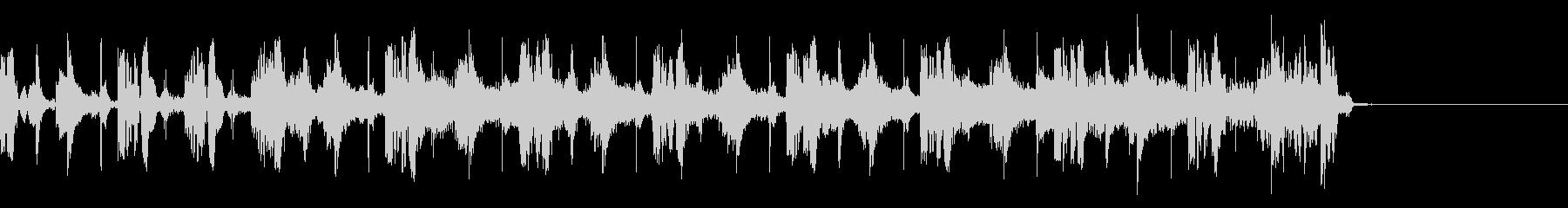 ニューヨークなHIPHOP(15秒)の未再生の波形
