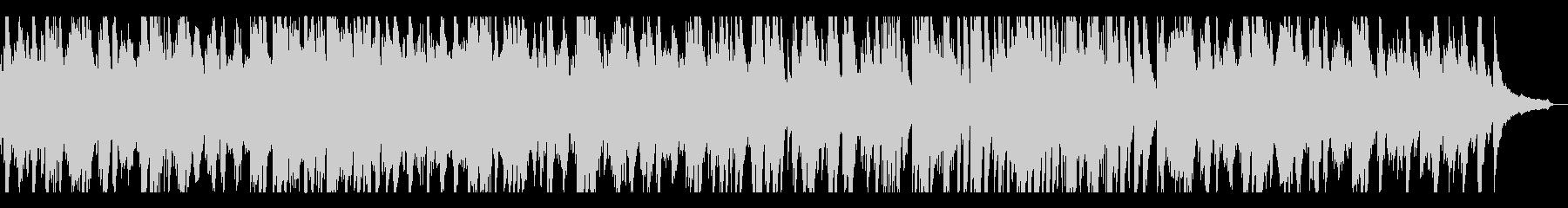 夜のひと時に~ピアノ×サックスのバラードの未再生の波形