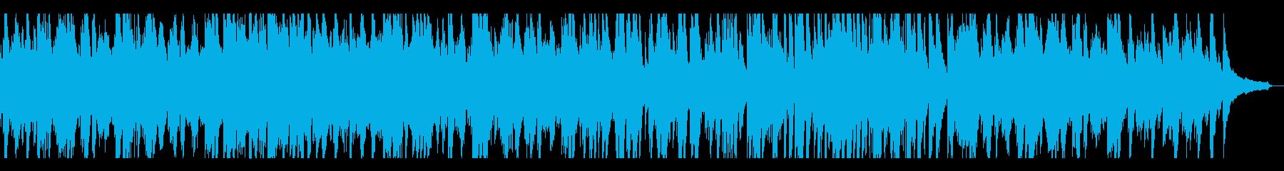 夜のひと時に~ピアノ×サックスのバラードの再生済みの波形