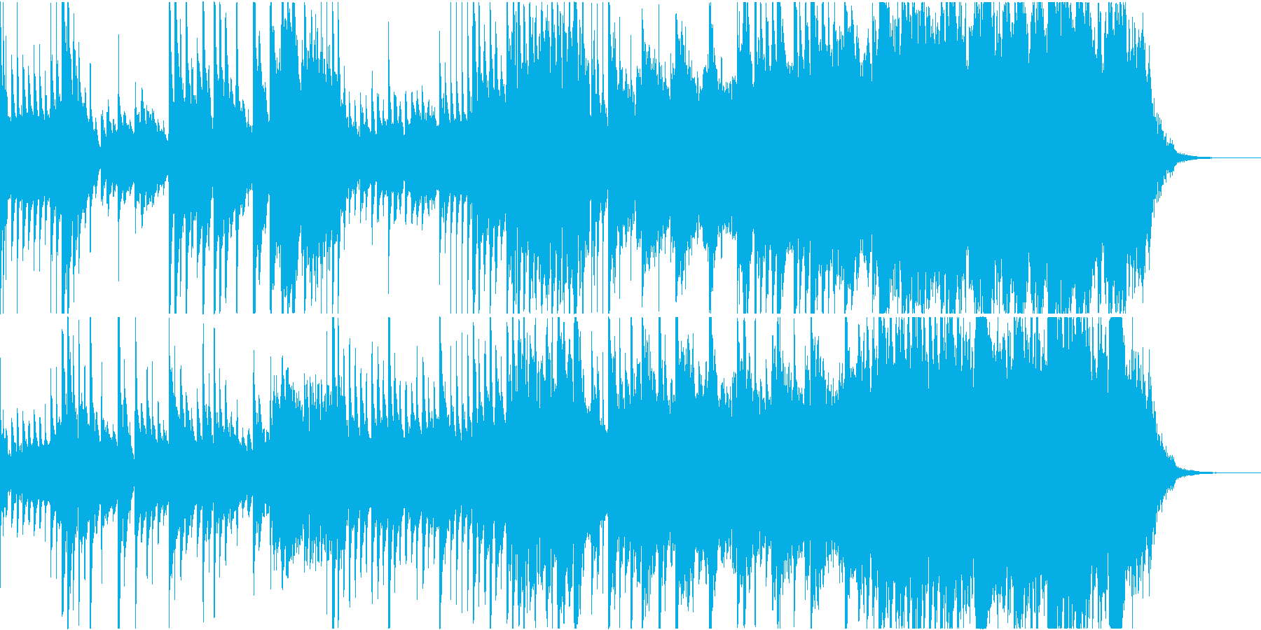 琴、尺八が印象的、神秘的な和風バラードの再生済みの波形